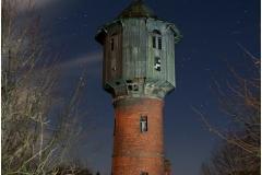 Wasserturm bei Staßfurt..
